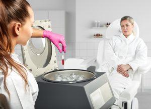 процедура плазмолифтинга лица