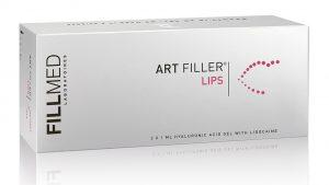 Art filler lips
